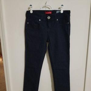 Guess Jeans Dark Rinse Sarah Skinny Fit